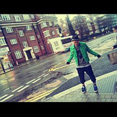 donny at london