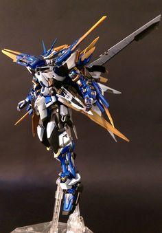 GUNDAM ASTRAY BLUE FRAME-D/MBF-P03D