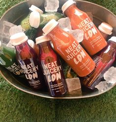 cold pressed juice market stall - Google Search