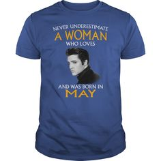 NEVER UNDERESTIMATE A WOMAN WHO LOVES AND WAS BORN IN MAY #gift #ideas #Popular #Everything #Videos #Shop #Animals #pets #Architecture #Art #Cars #motorcycles #Celebrities #DIY #crafts #Design #Education #Entertainment #Food #drink #Gardening #Geek #Hair #beauty #Health #fitness #History #Holidays #events #Home decor #Humor #Illustrations #posters #Kids #parenting #Men #Outdoors #Photography #Products #Quotes #Science #nature #Sports #Tattoos #Technology #Travel #Weddings #Women