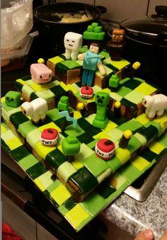 Minecraft bolo