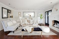 Interior design tips from Jillian Harris are on the blog today!