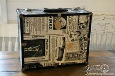 repurposed trunk into wall cabinet, kitchen cabinets, repurposing upcycling