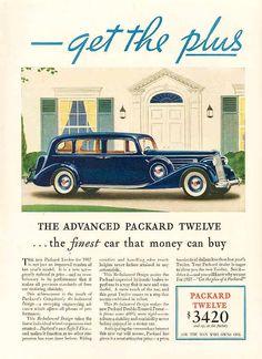 1937 packard ad-