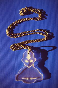 Avatar: The Last Airbender Necklace | Community Post: 40 Pieces Of Jewelry Every Nerd Will Love