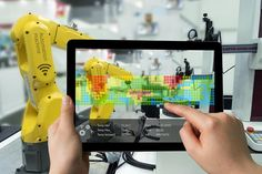 AUGMENTED REALITY AND THE INTERNET OF THINGS BOOST HUMAN PERFORMANCE