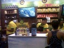 ShopMyJamaica.com at Expo Jamaica 2014.