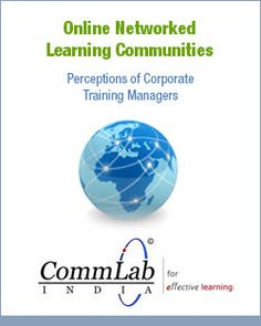 Free Research Report: Online Networked Learning Communities - Perceptions of Corporate Training Managers