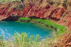 Cava di Bauxite - Salento, Puglia, Italy
