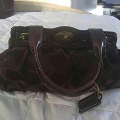Coach Ladies handbag Handbag Coach Bags