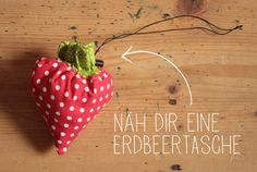 Gastbeitrag: Näh Dir eine Erdbeertasche | buttinette Blog