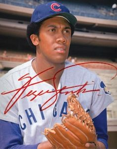 I met Fergie Jenkins a couple of years ago. Really great guy. Now he's a Hall of Famer and a stamp!