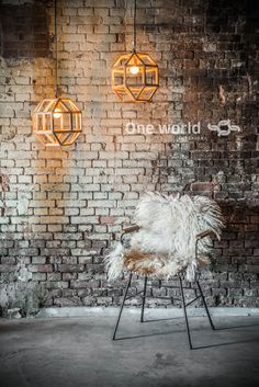 One World Interiors - Jane chair with armrest & Phos lamp geo - Picture: Paulina Arcklin
