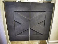 Custom Made Saloon Style Rustic Barn Door by RusticLuxeBoutique, $150.00