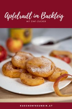 Foodblogger, Post, Advent, French Toast, January, Food And Drink, Sweets, Breakfast, Winter