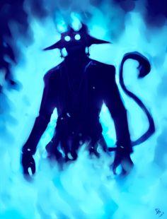 Ao no Exorcist / Blue Exorcist | Satan.