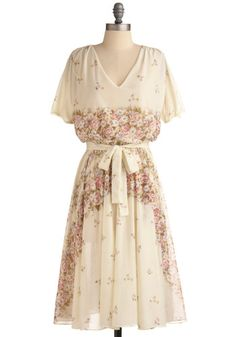 My mother and aunt had this dress when I was little, I always loved it!