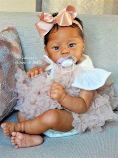 Reborn Baby Laura Tuzzio Ross FinestBabies!