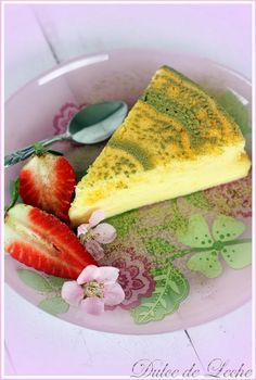 "Dulce de Leche: Japonský ""cotton soft"" cheesecake"