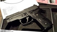 ARMSLIST - For Sale: Sig Sauer W German P228 (KE), Triple Serial—Mint