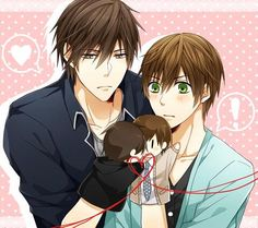 Love these guys! :: Takano x Onodera