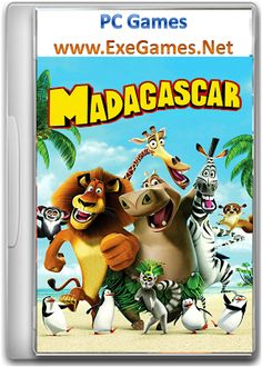 Madagascar 1 Game Free Download Full Version For Pc | Exe Games