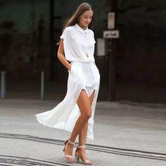 Street-Style-Dress-White