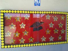 Graduacion on pinterest graduation graduation cupcake for Diario mural fiestas patrias chile