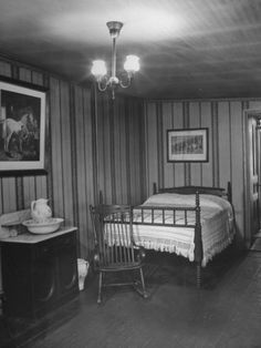 The Tiny Room in Which Abraham Lincoln Died
