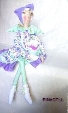 Купить Мая - домохозяйка. - фиолетовый, сиреневый, фисташковый, белый, банный ангел, банные принадлежности