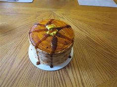 Pancake Cake-my birthday cake