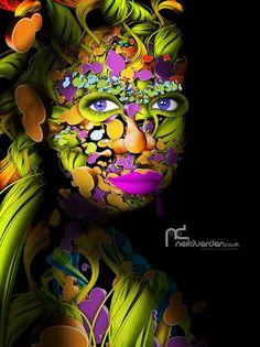 Creative Artwork by Neil Duerden