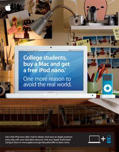 """Apple """"Back to School"""" Promotion"""