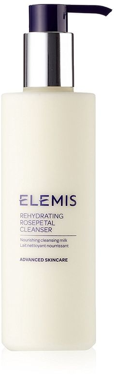 ELEMIS Rehydrating Rosepetal Cleanser Cream, 6.7 Fl Oz -- This is an Amazon Affiliate link. You can get additional details at the image link.