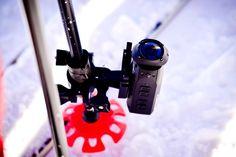 Si tienes el #RollBar o #HandleBar puedes usarlo con cualquier varilla, tubo o palo y podrás tener un #Monopod hecho en casa para captar los mejores #selfies con tu #cámara #Drift! #LiveOutsideTheBox!