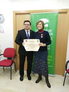 El Teléfono de la Esperanza de Córdoba recibe la Medalla de Oro del CGRICT - Prevencionar, tu portal sobre prevención de riesgos laborales.