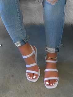 Stylish Sandals, Cute Sandals, Cute Shoes, Me Too Shoes, Shoes Sandals, Girls Sneakers, Girls Shoes, Fashion Sandals, Sneakers Fashion
