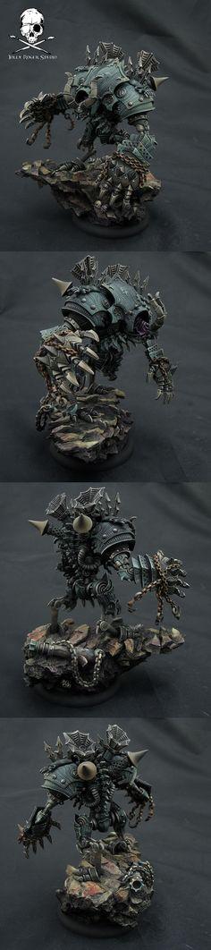 Deathjack from Cryx army