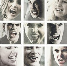I want to be a Vampire. The Vampire Diaries.