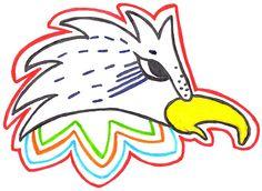 Eagle #Drawing #Doodle #Eagle