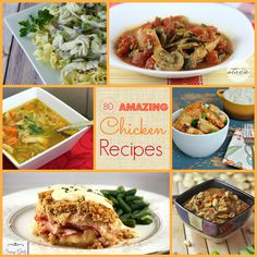 80 Amazing Chicken Recipes - Simply Stacie