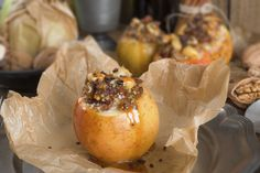 Baked Apples  Easy Thanksgiving Desserts That Aren't Pie