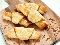 DIY Cuisine // Les Petits Croissants aux Pommes // La Fabrique Pailletée ♡