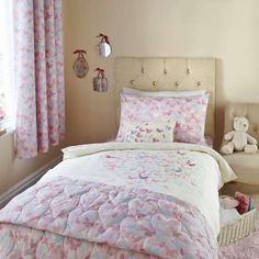 Pink Maisie Heart Bed Linen Collection
