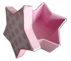 Très jolie boîte pour dents de lait et secrets ÉTOILE POIS ROSE by CATHIE F. à offrir à votre petite fille.http://www.cathief.fr/boites-a-dents-de-lait-et-secrets-pour-enfant/449-boites-pour-dents-de-lait-et-secrets-etoile-pois-rose.html