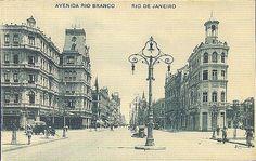 Rio de Janeiro - Av. Rio Branco