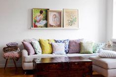 Decoración alegre   Accesorios para el hogar de colores -- from bolaget via delikatissen