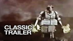 The Mysterians Official Trailer #1 - Kenji Sahara Movie (1957) HD (+play...