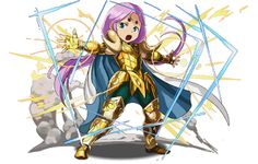 Anime Chibi, Art Anime, Manga Art, Manga Anime, Puzzles And Dragons, Green Lantern Corps, Chibi Characters, Fictional Characters, Comic Games