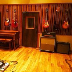 Framptons studio